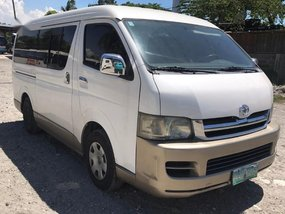 Selling Toyota Hiace 2006 Manual Diesel in Parañaque