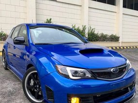 Selling 2008 Subaru Wrx Sti Hatchback for sale in Quezon City