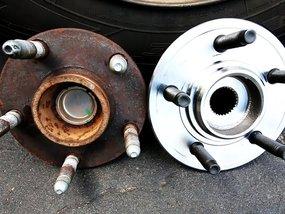 5 Symptoms of Bad Wheel Bearings