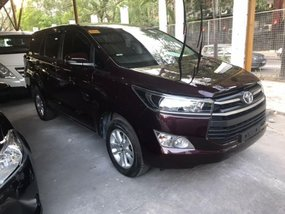 2nd Hand Toyota Innova 2018 for sale in Pasig