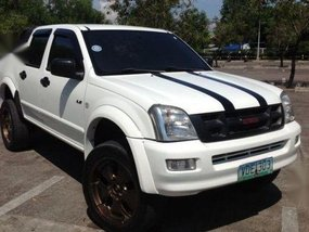 2nd Hand Isuzu D-Max 2004 at 70000 km for sale in Quezon City