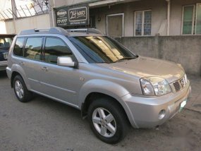 Selling Nissan X-Trail 2008 Automatic Gasoline in Makati