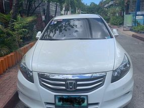 Selling Honda Accord 2012 Automatic Gasoline in Makati