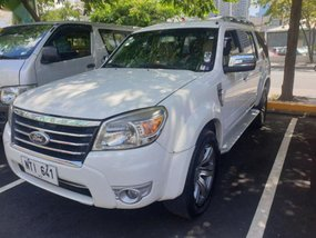 Selling 2nd Hand Ford Everest 2009 in Mandaluyong