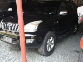 2nd Hand Toyota Land Cruiser Prado 2004 Automatic Diesel for sale in Quezon City