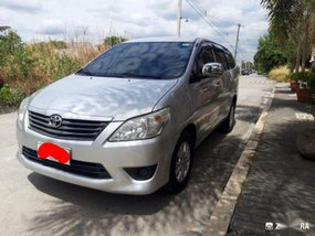 Selling 2nd Hand Toyota Innova 2014 at 70000 km in Mabalacat