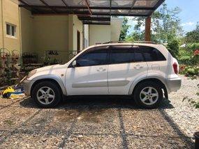 Toyota Rav4 2002 Automatic Gasoline for sale in Manila