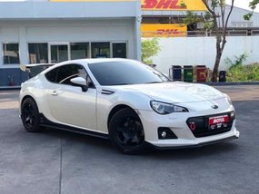 Subaru Brz 2014 Automatic Diesel for sale in Quezon City