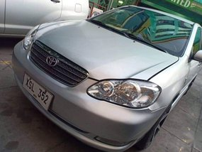 2nd Hand Toyota Altis 2005 Automatic Gasoline for sale in Valenzuela