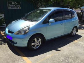 Sell 2nd Hand 2005 Honda Fit at 130000 km in Makati