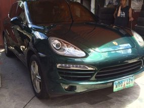 2nd Hand Porsche Cayenne 2012 Automatic Diesel for sale in Quezon City