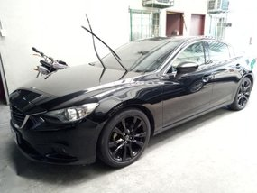 2nd Hand Mazda 6 2014 Automatic Gasoline for sale in Makati
