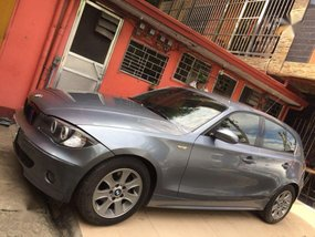 2nd Hand Bmw 120I 2007 Automatic Gasoline for sale in Quezon City