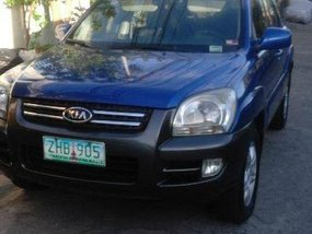 2007 Kia Sportage for sale in Bacoor