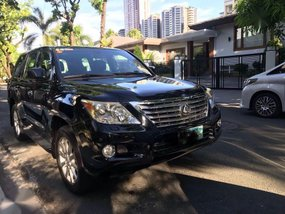 Sell 2nd Hand 2010 Lexus Lx 570 at 85000 km in Manila