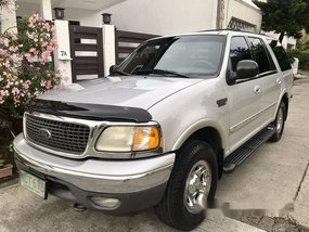 Silver Ford Expedition 2000 for sale Automatic