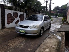 2nd Hand Toyota Altis 2004 Manual Gasoline for sale in Baguio