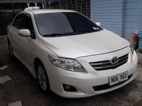 2nd Hand Toyota Altis 2010 for sale in Quezon City