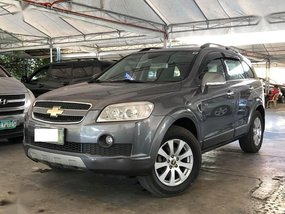 Selling Chevrolet Captiva 2012 Automatic Diesel in Makati