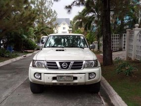2nd Hand Nissan Patrol 2004 at 110000 km for sale in Quezon City
