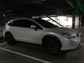 White Subaru Xv 2012 for sale in Taguig