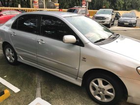 Selling 2nd Hand Toyota Altis 2005 at 130000 km in Caloocan