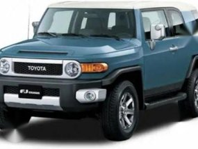 Selling Toyota Fj Cruiser 2019 Automatic Gasoline in Pateros
