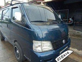 Nissan Urvan 2011 Manual Diesel for sale in Marilao