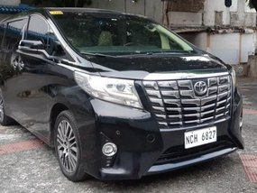 2nd Hand Toyota Alphard 2016 for sale in Quezon City