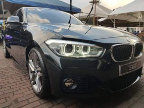 Selling 2nd Hand Bmw 118I 2018 Automatic Gasoline at 6000 km in Cainta