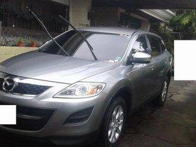Selling Silver Mazda Cx-9 2013 Automatic Gasoline in Pasig