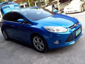 Sell Blue 2013 Ford Focus in Pasig