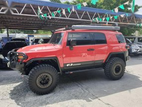 Selling 2nd Hand Toyota Fj Cruiser 2017 at 30000 km in Pasay