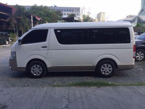 2nd Hand Toyota Hiace 2017 for sale in Manila
