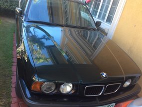 Sell Used 1995 BMW 525i at 110000 km in Metro Manila