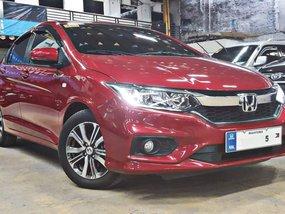 Red 2018 Honda City Sedan at 10000 km for sale in Quezon City