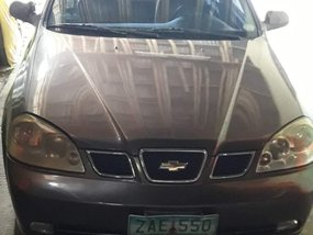 Selling 2nd Hand Chevrolet Optra 2005 in Manila