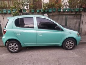 Selling 2nd Hand Toyota Echo 2000 Automatic Gasoline at 130000 km in Manila