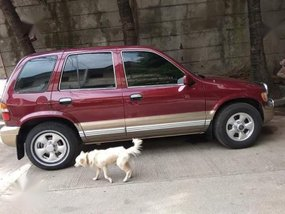 Sell 2nd Hand 2000 Kia Sportage Automatic Gasoline at 100000 km in Parañaque