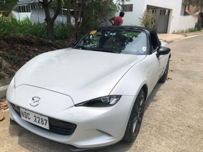 Selling 2017 Mazda Mx-5 Convertible for sale in Quezon City