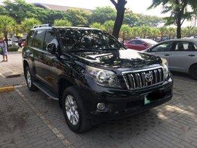Selling 2nd Hand Toyota Land Cruiser Prado 2012 in Quezon City