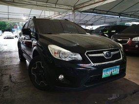 Black Subaru Xv 2012 Automatic for sale