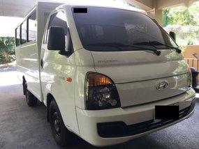 2nd Hand Hyundai H-100 2016 Van at Manual Diesel for sale in Cebu City