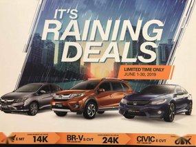 Brand New Honda Civic 2019 Manual Gasoline for sale in Makati
