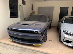 Selling Dodge Challenger 2017 Automatic Gasoline in Quezon City