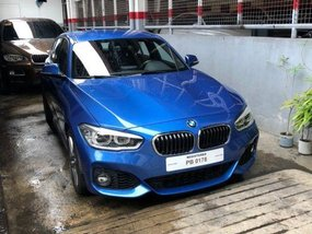 Selling Bmw 118I 2018 at 10000 km in Quezon City