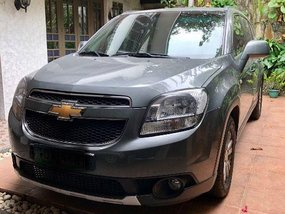 Sell 2nd Hand 2012 Chevrolet Orlando Automatic Gasoline at 60000 km in Quezon City