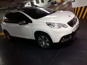 Selling 2nd Hand Peugeot 2008 2017 at 30000 km in Muntinlupa