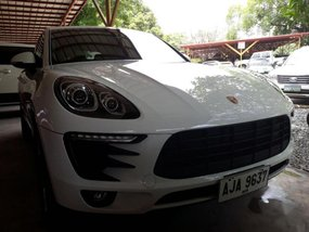 Selling Porsche Macan 2017 Automatic Gasoline in Quezon City