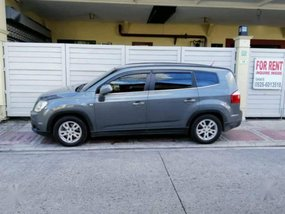 Chevrolet Orlando 2012 Automatic Gasoline for sale in Bacolor